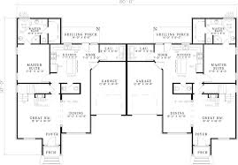 multi family floor plans great 23 multi family house plan first