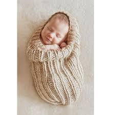 baby props aliexpress buy newborn baby beige swaddle sack prop