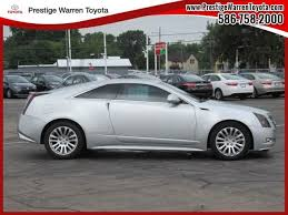 2011 cadillac cts performance coupe 2011 cadillac cts coupe performance coupe warren mi area toyota