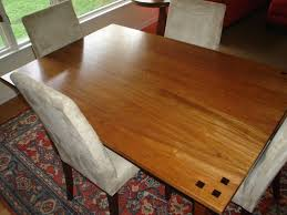 Cherry Dining Table Crafted Cherry Dining Table By July S Woodworks Llc