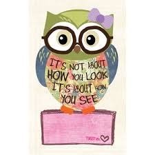 Owl Home Decor Tween Girl Art Owl Art Nerd Owl Home Decor Inspirational