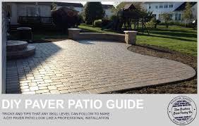 Build Paver Patio Patio How To Build Paver Patio Home Interior Decorating Ideas
