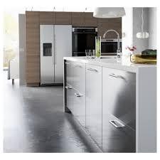 GREVSTA Door X  IKEA - Stainless steel kitchen cabinets ikea