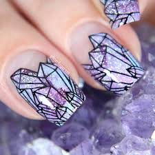 diamond nails becoming a hit from korea