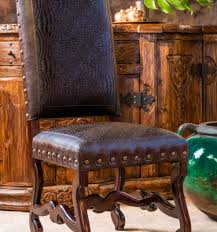 Dining Leather Chair Dining Chairs Brumbaugh S Home Furnishings Upscale