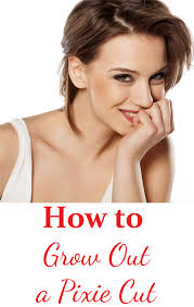 growing hair from pixie style to long style how to gracefully grow out a pixie cut