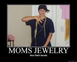 Wannabe Gangster Meme - poor white kids