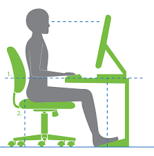 Desk Height Calculator by Determine Seat Height