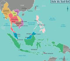 Map Of Asia Blank by File Map Of Southeast Asia Fr Png Wikimedia Commons