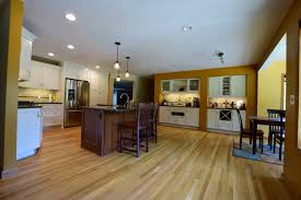 Kitchen Hardwood Flooring Breathtaking Hardwood Floor Transformations Oshkosh