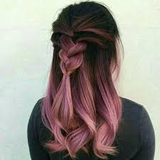 pink highlighted hair over 50 best 25 brown and pink hair ideas on pinterest brown hair pink