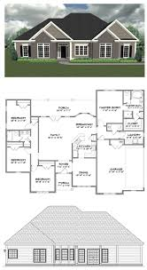 7 best house plans under 2000 sf ft images on pinterest home