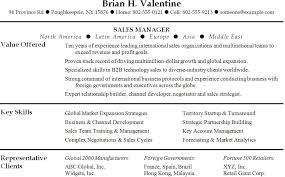 Example Resume Skills Section by Resume Skills Section