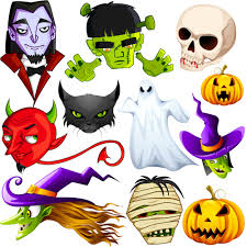 cartoon halloween images free image on pixabay alien green smiley monster smiley