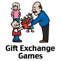 christmas gift exchange games for large groups 10001 christmas