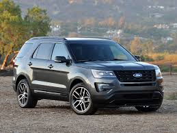 Ford Explorer Ecoboost - 2016 ford edge overview cargurus