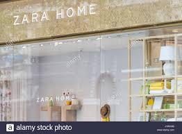 zara home store stock photos u0026 zara home store stock images alamy