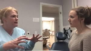 catherine algiere dental hygienist interview youtube