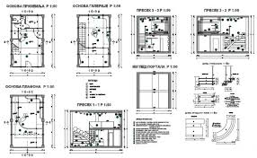 interior layout dwg design of store dwg file