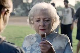 Snickers Commercial Meme - snickers is coming back to super bowl but betty white is not