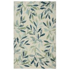 Modern Floral Area Rugs Rugsmith Ash Modern Floral Area Rug 5 X 7 Free Shipping