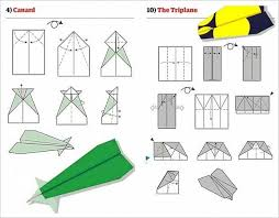 paper airplanes the triplane is awesome flying things