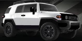 white fj cruiser with rims google search vroom pinterest