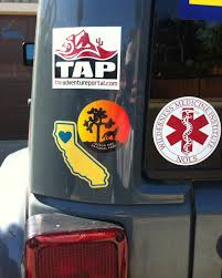 jeep logo sticker tap logo stickers tap into adventure