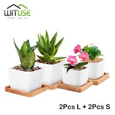 Large White Planter by Compare Prices On Square White Planter Online Shopping Buy Low