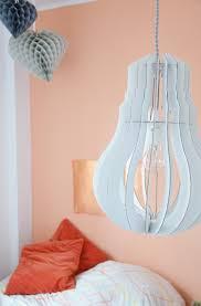 Schlafzimmer Farben Orange Eine Wand In Der Farbe Von Pfirsich Sorbet U2013 Annablogie