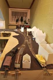Model Train Table Plans Free by 35 Best Track Plan Ideas