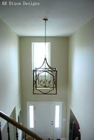 wrought iron foyer light 2 story foyer chandelier size trgn ca9982bf2521