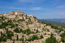 Map Southern France by The Top 10 Villages Of Provence New York Habitat Blog