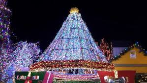 san francisco tree lighting 2017 deacon dave s christmas display near san francisco has over 400 000