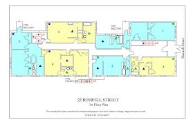 fire escape floor plan 22 buswell street housing boston university