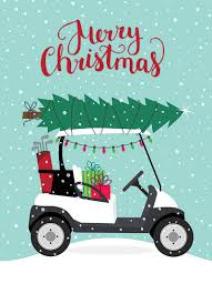 open new usga holiday cards