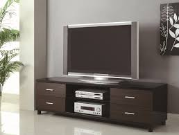 Tv Console Black Wood Tv Stand Steal A Sofa Furniture Outlet Los Angeles Ca
