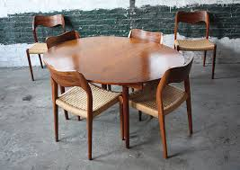 mid century round dining table how to make a mid century dining table iomnn com home ideas
