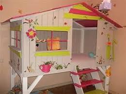 cabane fille chambre lit cabane fille chambre d 39 enfant les lits cabanes lit