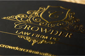 Premium Business Cards Embossed Thick Business Cards Make For An Remarkable First Impression