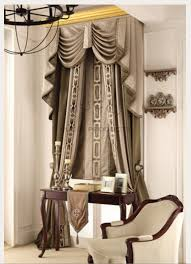 discount custom luxury window curtains drapes valances custom