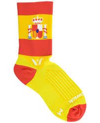 Spain Flag 2014 Lyst Elicit Brand Spain Flag Sw Socks In Yellow
