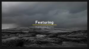 ulson modern slideshow after effects template