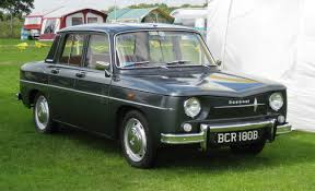 1964 renault caravelle renault 8 brief about model