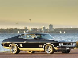Australian Muscle Cars - 1972 ford falcon gt ford supercars net