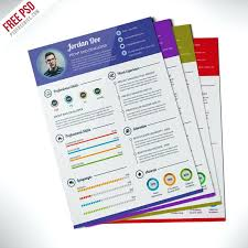 resume psd templaterar best free templates in word template vol