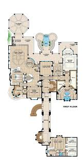Coolhouseplan Com Mediterranean Home Plans And Spanish House Floor Plans At