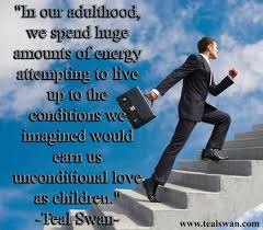 Love A Child Quotes by In Our Adulthood We Spend Huge Amounts Of Energy Attempting To
