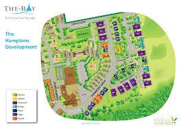 Map Of The Hamptons Explore The Bay Developments