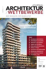 wettbewerbe architektur architekturjournal wettbewerbe wettbewerbe cc